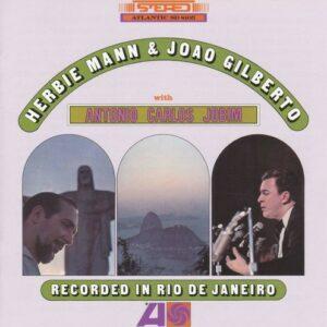 Herbie Mann And Gilberto Joao With Antonio Carlos Jobim