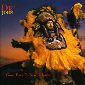Goin' Back To New Orleans - Dr.John