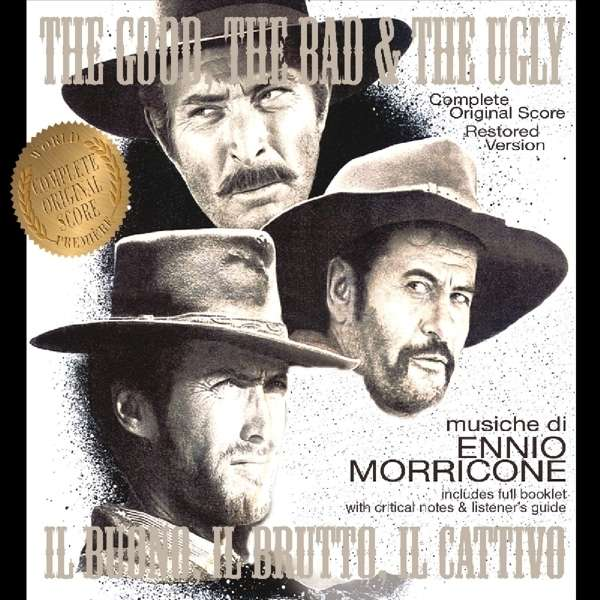 E. Morricone: The Good, The Bad, The Ugly - Solisti E Orchestre Del Cinema Ital