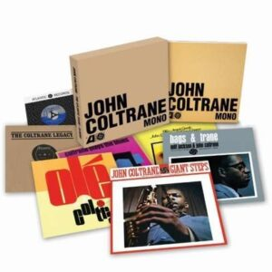 The Atlantic Years In Mono - John Coltrane