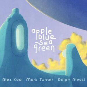 Apple Blue Sea Green - Alex Koo