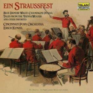 Strauss: Ein Straussfest