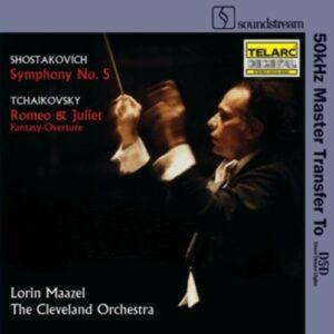 Shostakovich: Symphony No.5 - Lorin Maazel