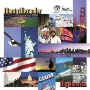 My America - Monty Alexander