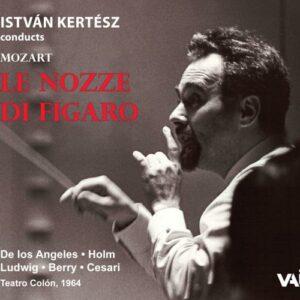 Mozart : Les noces de Figaro. De los Angeles, Holm, Ludwig, Berry, Cesari, Kertész.