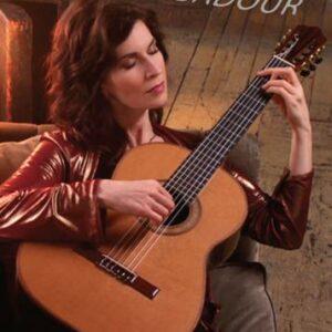 Sharon Isbin : Troubadour.