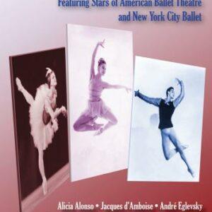 Legends of Ballet. Danseurs étoiles de American Ballet et New York City Ballet.