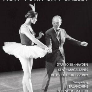 Stars of the New York City Ballet.