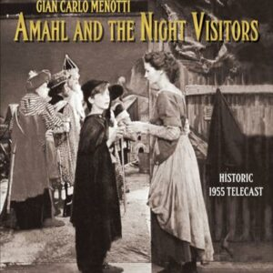 Gian Carlo Menotti : Amahl and the Night Visitors, opéra. McIver, Kuhlmann, McKinley, Schippers.