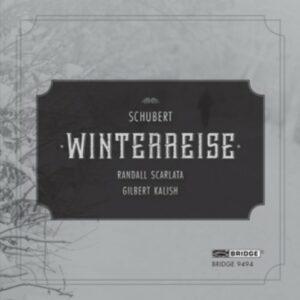 Schubert: Winterreise - Randall Scarlata