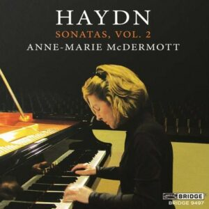 Haydn: Sonatas Vol. 2 - Anne-Marie McDermott