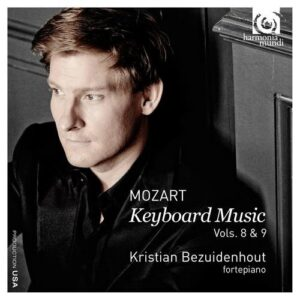 Mozart: Keyboard Music Vol. 8 & 9