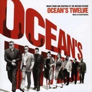 Ocean's Twelve (OST) - David Holmes