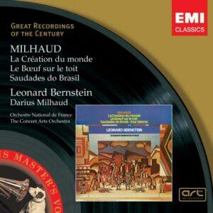 Milhaud: La Création Du Monde - Leonard Bernstein