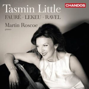 Lekeu, Ravel Fauré: French Violin Sonatas - Tasmin Little