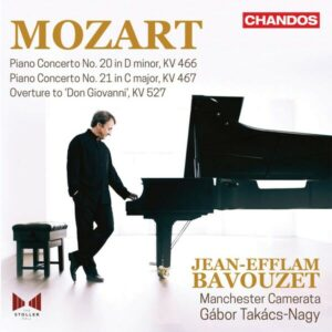 Mozart: Piano Concertos Vol. 4 - Jean-Efflam Bavouzet