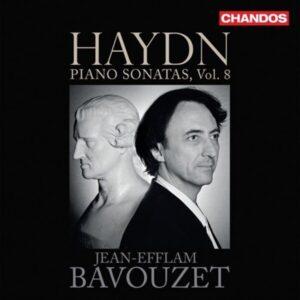 Haydn: Piano Sonatas Vol. 8 - Jean-Efflam Bavouzet