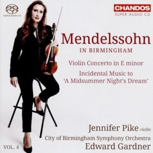 F. Mendelssohn: Violin Concerto, Incidental Music - Pike