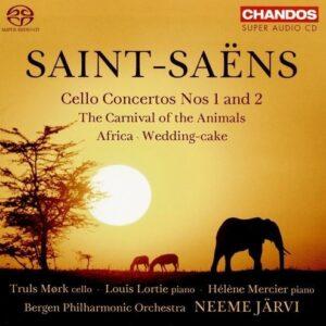 C. Saint-Saens: Cello Concertos, Le carnaval des animaux - Truls Mørk