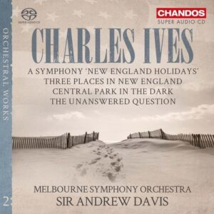C. Ives: Orchestral Works Vol.2