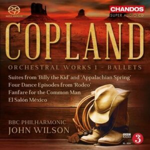 A. Copland: Orchestral Works Vol.1