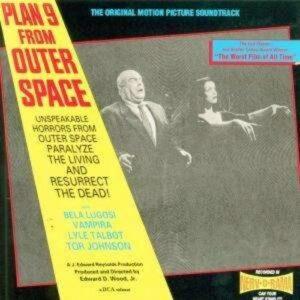 Plan 9 From Outer Space (OST) - Trevor Duncan & Van Phillips