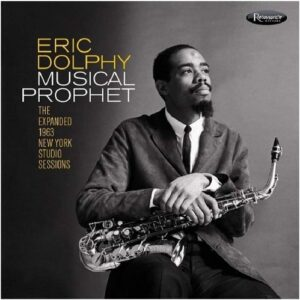 Musical Prophet (Vinyl) - Eric Dolphy