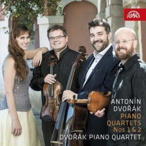Dvorak: Piano Quartets Nos.1 & 2 - Dvorak Piano Quartet