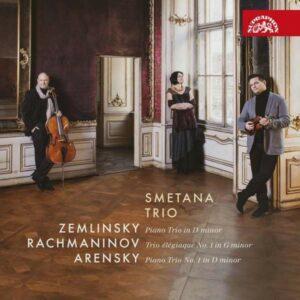 Zemlinsky / Rachmaninov / Arensky - Smetana Trio