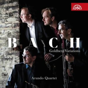 Bach: Goldberg Variations - Arundo Quartet