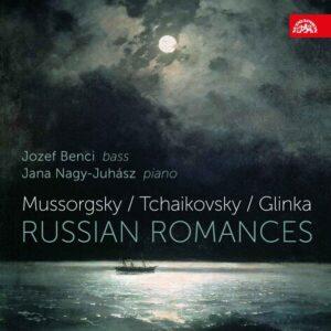 Russian Romances - Jozef Benci