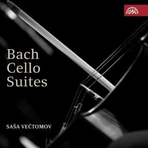 Bach: Cello Suites - Sasa Vectomov