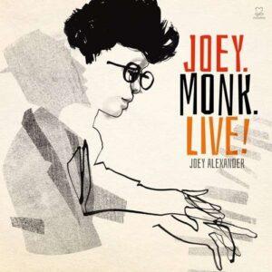 Joey.Monk.Live! - Joey Alexander
