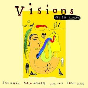 Visions (Vinyl) - Melissa Aldana