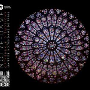 Notre-Dame, Cathédrale d'emotions (Vinyl) - Maîtrise Notre-Dame de Paris