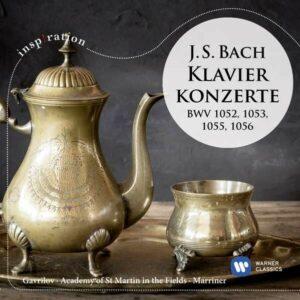 Bach: Keyboard Concertos BWV 1052, 1053, 1055 & 1056 - Andrei Gavrilov