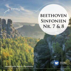 Beethoven: Symphonies Nos. 7 & 8 - Daniel Barenboim