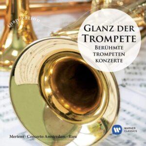 Famous Trumpet Concertos - Theo Mertens