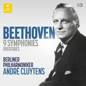 Beethoven: 9 Symphonies, Overtures - André Cluytens