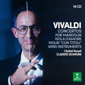 Vivaldi: Concerti - Claudio Scimone