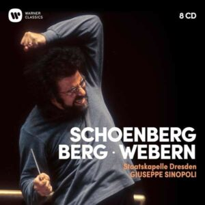 Schonberg / Berg / Webern - Giuseppe Sinopoli