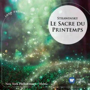 Stravinsky: Le Sacre Du Printemps, Symphony in 3 Movements - Zubin Mehta