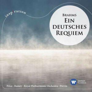 Brahms: Ein Deutsches Reqiuem Op. 45 - Andre Previn