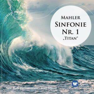 Mahler: Symphony No. 1 & Lieder Eines Fahrenden Gesellen - Kurt Masur