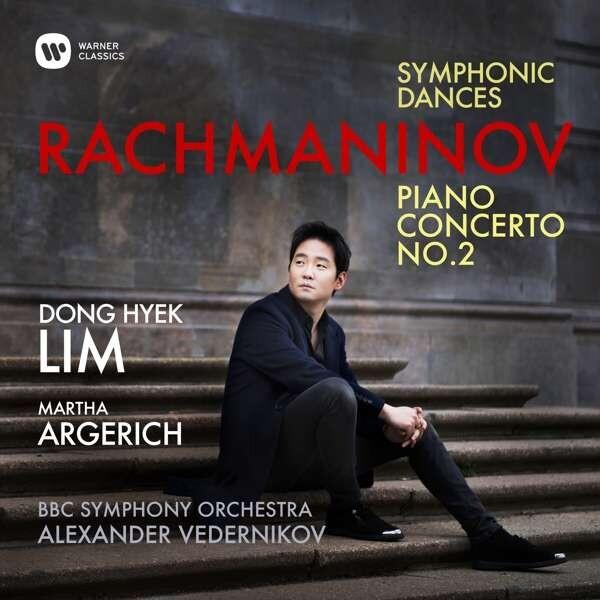 Rachmaninov: Piano Concerto No.2, Symphonic Dances for 2 Pianos - Dong-Hyek Lim