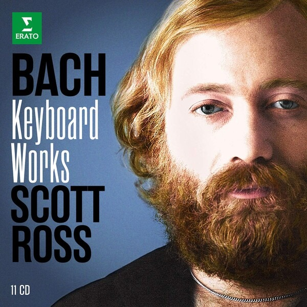 Bach: Keyboard Works - Scott Ross