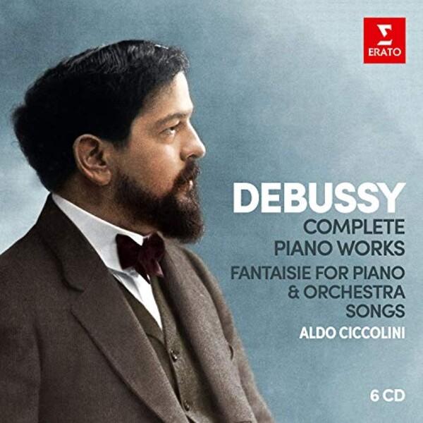 Debussy: Complete Piano Works - Aldo Ciccolini