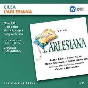 Cilea: L'Arlesiana - Charles Rosekrans