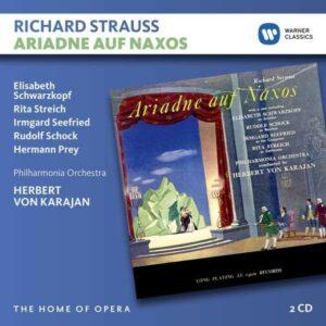 Strauss: Ariadne Auf Naxos - Herbert von Karajan