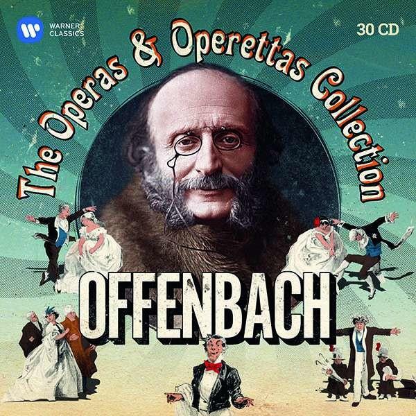 Offenbach: Operas & Operettas